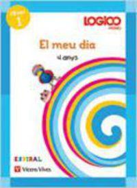 LOGICO PRIMO - ESPIRAL MAGICA - EL MEU DIA