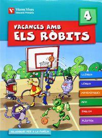 EP 4 - VACANCES AMB ELS ROBITS (+ SOLUC)