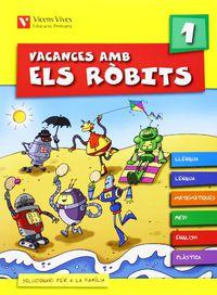 EP 1 - VACANCES AMB ELS ROBITS (+ SOLUC)