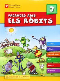 EP 3 - VACANCES AMB ELS ROBITS (+ SOLUC)