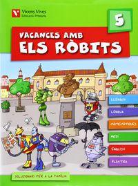 EP 5 - VACANCES AMB ELS ROBITS (+ SOLUC)