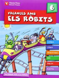 EP 6 - VACANCES AMB ELS ROBITS (+ SOLUC)