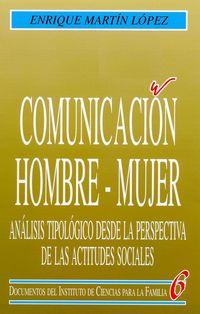 (3 ED) COMUNICACION HOMBRE-MUJER