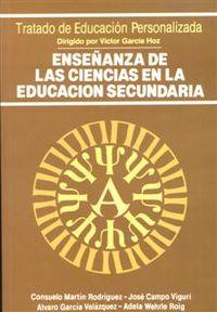 ENSEÑANZA DE LAS CIENCIAS EN LA EDUCACION SECUNDARIA