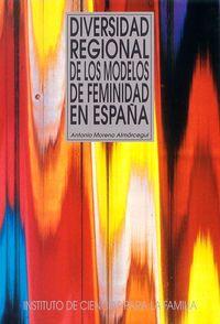Diversidad Regional De Los Modelos De Feminidad En España - Antonio Moreno