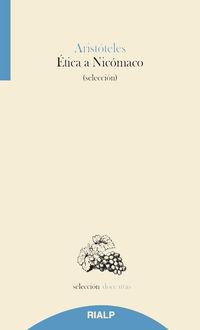 Etica A Nicomaco (seleccion) - Aristoteles