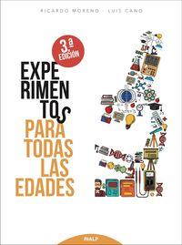 (3 Ed) Experimentos Para Todas Las Edades - Ricardo Moreno Luquero