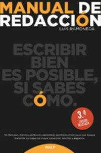 (3 ED) MANUAL DE REDACCION