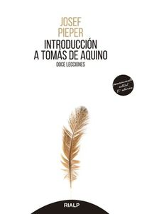 INTRODUCCION A TOMAS DE AQUINO - DOCE LECCIONES