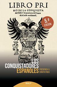 LOS CONQUISTADORES ESPAÑOLES