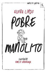 Pobre Manolito - Elvira Lindo