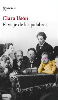El viaje de las palabras - Clara Uson
