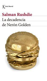 La decadencia de neron golden - Salman Rushdie