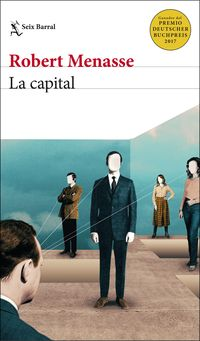 La capital - Robert Menasse