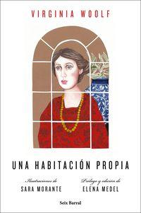 habitacion propia, una (ed. ilustrada) - Virginia Woolf / Sara Morante (il. )