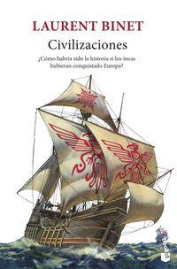 civilizaciones - Laurent Binet