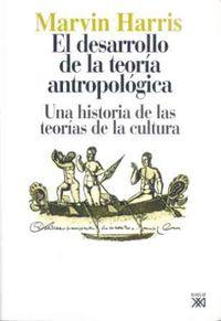 DESARROLLO DE LA TEORIA ANTROPOLOGICA, EL