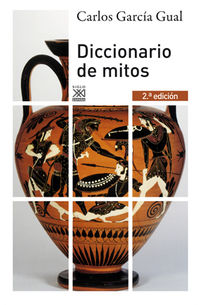 DICC. DE MITOS (2 ED)