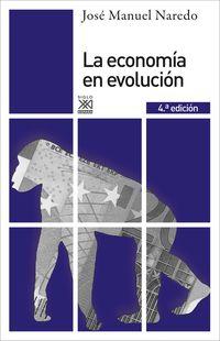 ECONOMIA EN EVOLUCION, LA - HISTORIA Y PERSPECTIVAS DE LAS CATEGORIAS BASICAS DEL PENSAMIENTO ECONOMICO