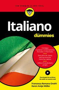 Italiano Para Dummies - Francesca Romana Onofri / Karen Antje Muller