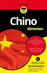 Chino Para Dummies - Wendy Abraham