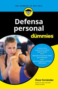 DEFENSA PERSONAL PARA DUMMIES