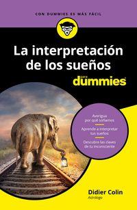INTERPRETACION DE LOS SUEÑOS PARA DUMMIES, LA