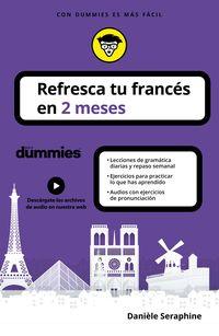 REFRESCA TU FRANCES EN 2 MESES PARA DUMMIES