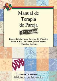 MANUAL DE TERAPIA DE PAREJA