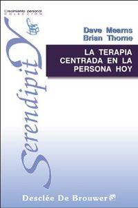 TERAPIA CENTRADA EN LA PERSONA HOY, LA