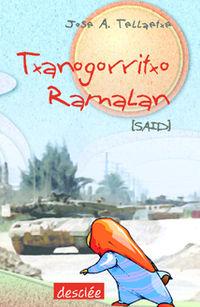 Txanogorritxo Ramalan - Said - Jose A. Tellaetxe