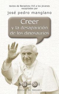 CREER Y LA DESAPARICION DE LOS DINOSAURIOS