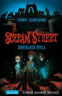 Sorginaren Odola - Tommy Donbavand