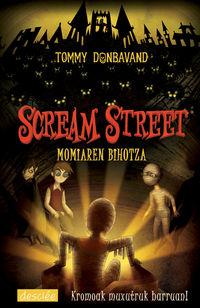 Momiaren Bihotza - Tommy Donbavand