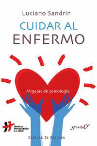 CUIDAR AL ENFERMO - MIGAJAS DE PSICOLOGIA