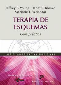 TERAPIA DE ESQUEMAS - GUIA PRACTICA