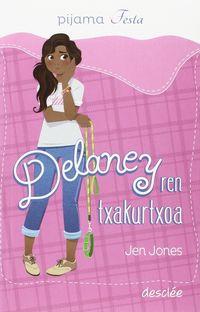 Delaneyren Txakurtxoa - Jen Jones