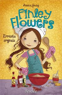 Errezeta Originala - Finley Flowers - Jessica Young