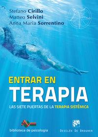 ENTRAR EN TERAPIA - LAS SIETE PUERTAS DE LA TERAPIA SISTEMICA