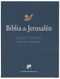 (5 ED) BIBLIA DE JERUSALEN (MANUAL MOD.1)