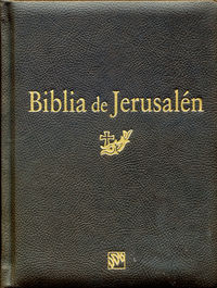 (5 ED) BIBLIA DE JERUSALEN (MANUAL MOD.2)