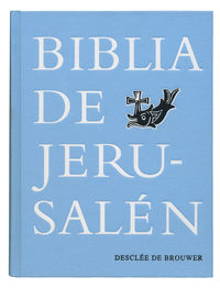 (5 ED) BIBLIA DE JERUSALEN (MANUAL TELA)