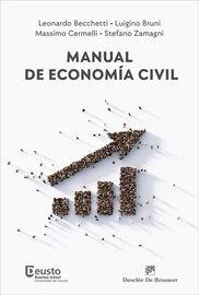 manual de economia civil - Leonardo Becchetti