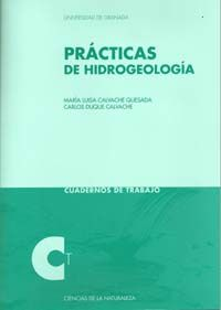 PRACTICAS DE HIDROGEOLOGIA - CUADERNOS DE TRABAJO