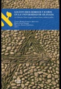 ESTUDIOS HEBREOS Y JUDIOS EN LA UNIVERSIDAD DE GRANADA, LOS - LA COLECCION TEXTOS LENGUA HEBREA - TEXTOS Y CULTURAS JUDIAS