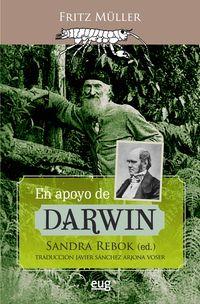 EN APOYO DE DARWIN