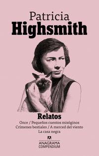 Relatos - Patricia Highsmith