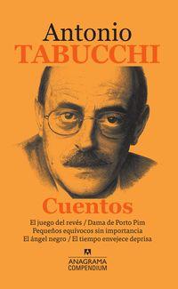 Cuentos (antonio Tabucchi) - Antonio Tabucchi