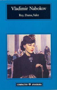 Rey, Dama, Valet - Vladimir Nabokov