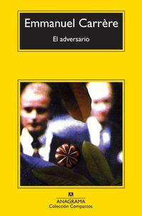 El adversario - Emmanuel Carrere